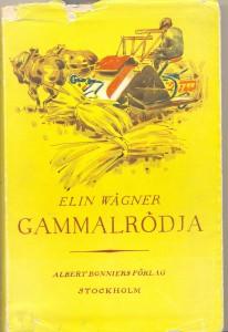 Gammelrödja 1931
