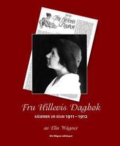 Hillevis dagbok omslaget FB