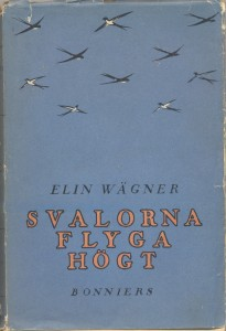 Svalorna flyga högt, 1929 001
