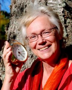 Väckarklocka 2009 Kvinna till Kvinna. Anna Lidén