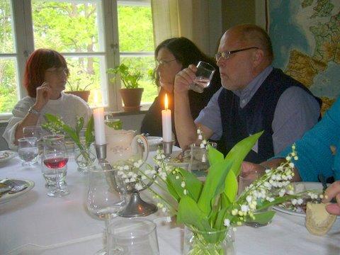 Middag på Lilla Björka