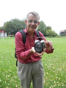 Väckarklocka 2011 Stiftelsen Gapminder, Hans Rosling