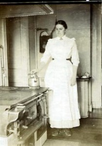 """Pigan"" Linnéa Johansson"