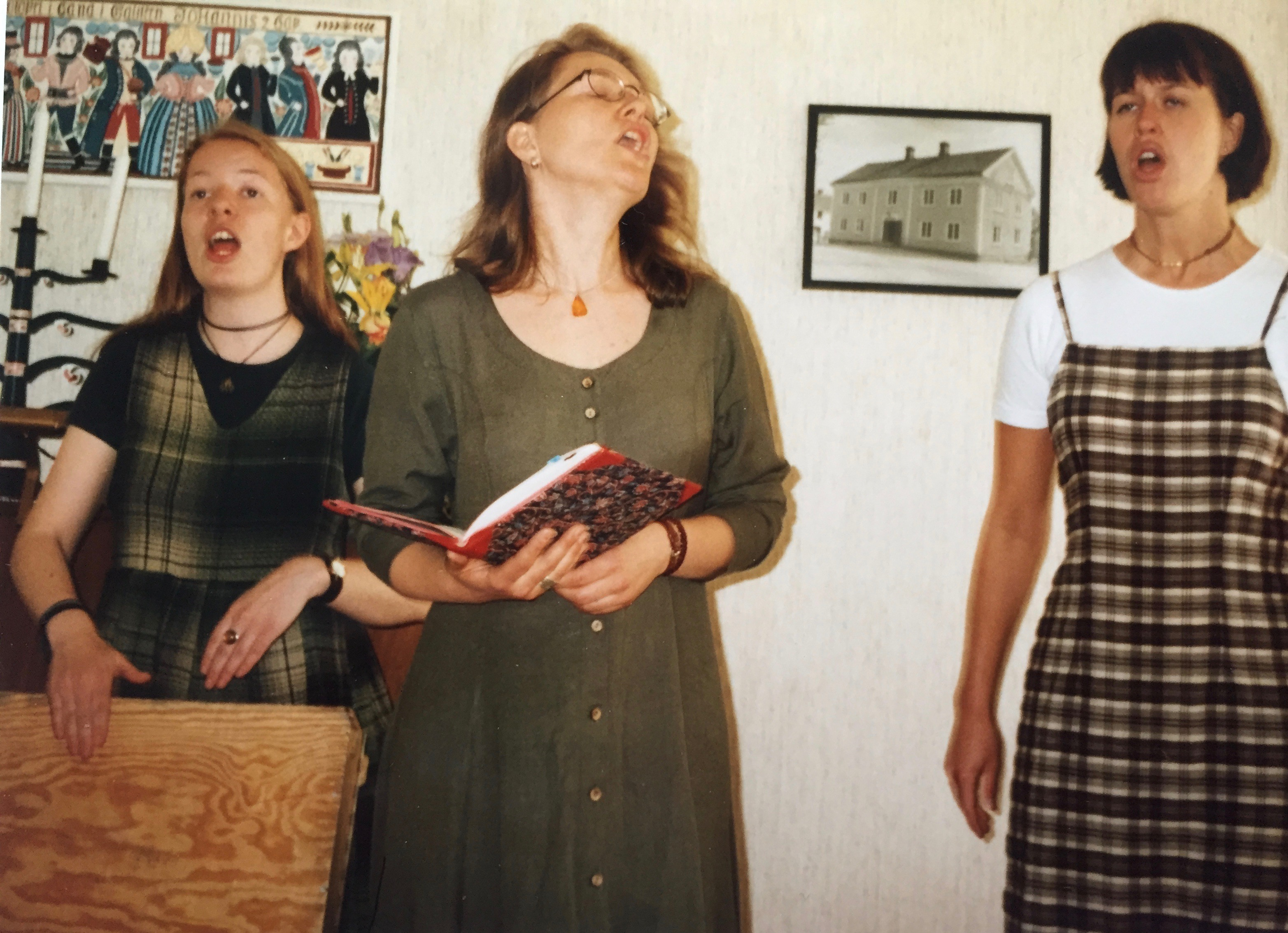 Årsmöte 1997